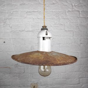"Industrieel ""Ditmar"" lamp"
